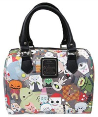 Loungefly: Nightmare Before Christmas - Chibi Duffle Bag