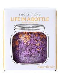 Short Story: Life in a Bottle - Purple