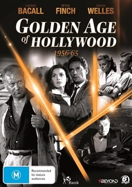 Golden Age of Hollywood (1956-1965) on DVD
