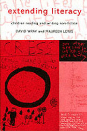 Extending Literacy by David Wray image