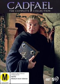 Cadfael - The Complete Collection on DVD image
