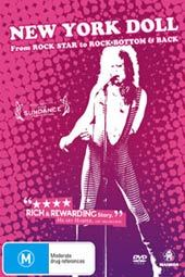 New York Doll on DVD