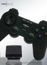 Powerwave Wireless PlayStation 2 Controller for PS2