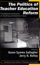 The Politics of Teacher Education Reform image