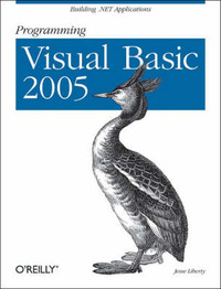 Programming Visual Basic by Jesse Liberty image