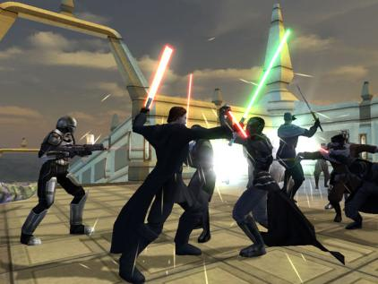 Star Wars Knights of the Old Republic II: The Sith Lords for PC Games image