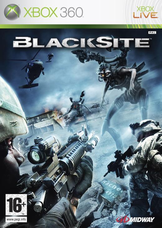 BlackSite: Area 51 for Xbox 360