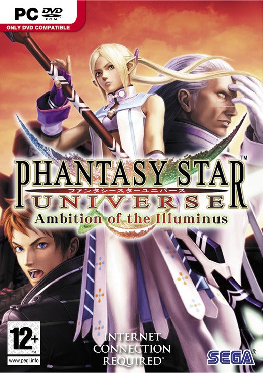 Phantasy Star Universe: Ambition of the Illuminus for PC Games