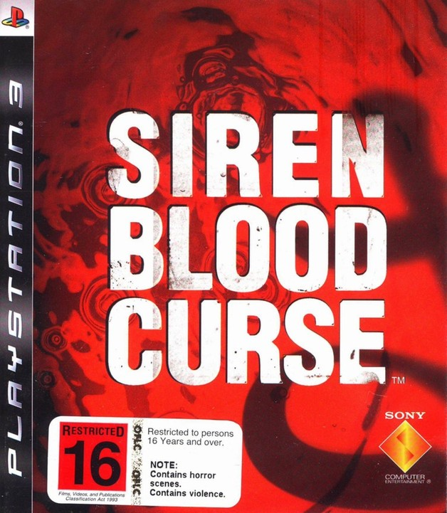 Siren: Blood Curse for PS3