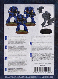 Warhammer 40,000 Space Marines