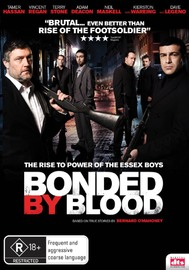Bonded By Blood on DVD