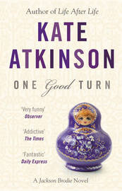 One Good Turn by Kate Atkinson image
