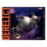 Lost in Space Derelict and Jupiter 2 - 1:350 Scale Model Kit
