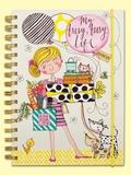 Rachel Ellen - Busy Busy Life A5 Organiser