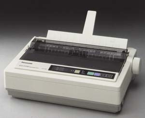 Panasonic KX-P1121 24 Pin Dot Matrix Printer image