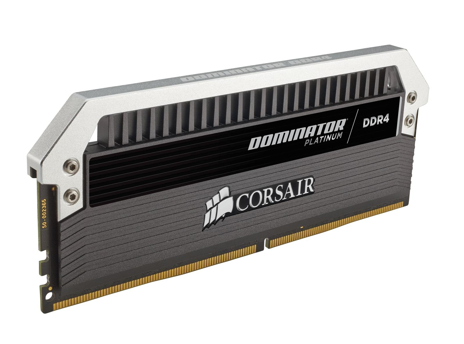 16GB Corsair Dominator Platinum Series (2 x 8GB) DDR4 DRAM 3200MHz C16 Memory Kit image