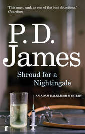 Shroud for a Nightingale by P.D. James image