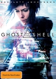 Ghost In The Shell DVD