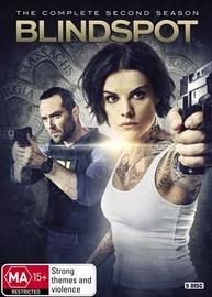 Blindspot - Season 2 on DVD