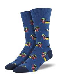 Mens - Sitting Duck Crew Socks