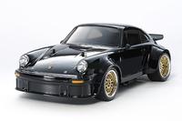Tamiya 1:10 RC Porsche Turbo RSR Type 934 - TA02SW Black Edition Kit