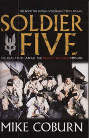Soldier Five by Mike Coburn image