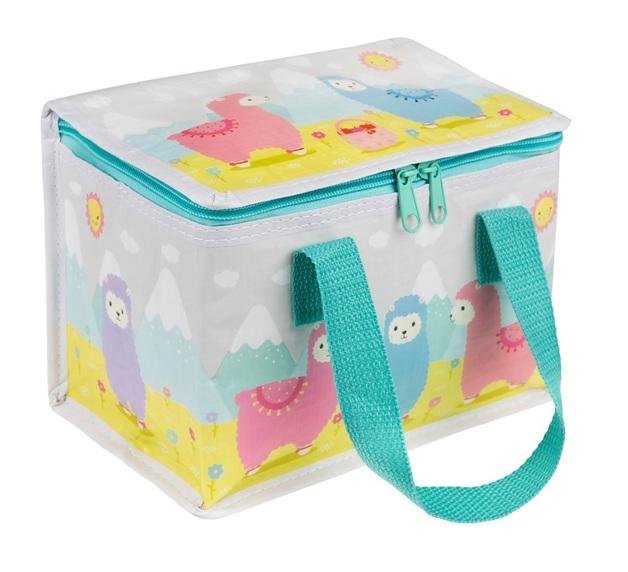 Sass & Belle - Little Llama Lunch Bag