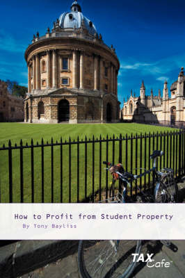 How to Profit from Student Property by Tony Bayliss image