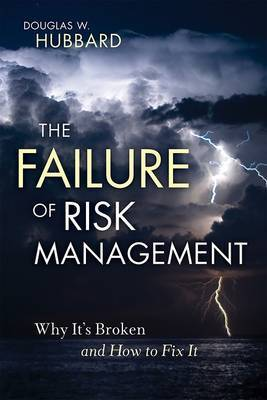 The Failure of Risk Management by Douglas W Hubbard image