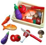 Fun Factory: Cutting Food Crate