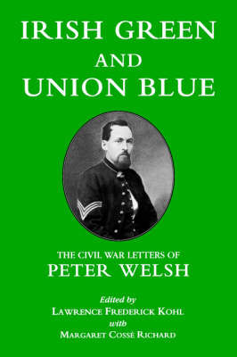 Irish Green and Union Blue by Lawrence Kohl