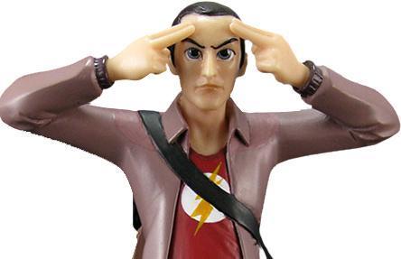 Big Bang Theory Sheldon Q-Pop PVC Figure