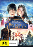 Bridge To Terabithia on DVD