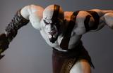 God of War Lunging Kratos 1/4 Statue