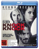 Knock Knock on Blu-ray