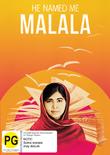 He named me Malala on DVD