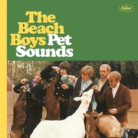 Pet Sounds - 50th Anniversary (Stereo audio LP) by The Beach Boys