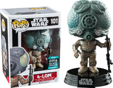 Star Wars - 4-LOM Pop Vinyl Figure