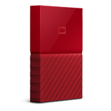 2TB WD My Passport Ultra (Red)