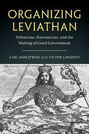 Organizing Leviathan by Carl Dahlstrom image