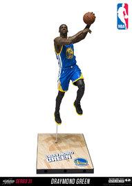 """NBA SportsPicks: Draymond Green (Golden State Warriors) - 6"""" Action Figure"""