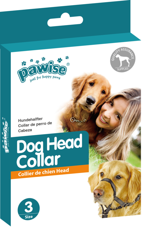 Pawise Dog Head Collar Size 3