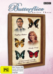 Butterflies - Series 3 (2 Disc) on DVD