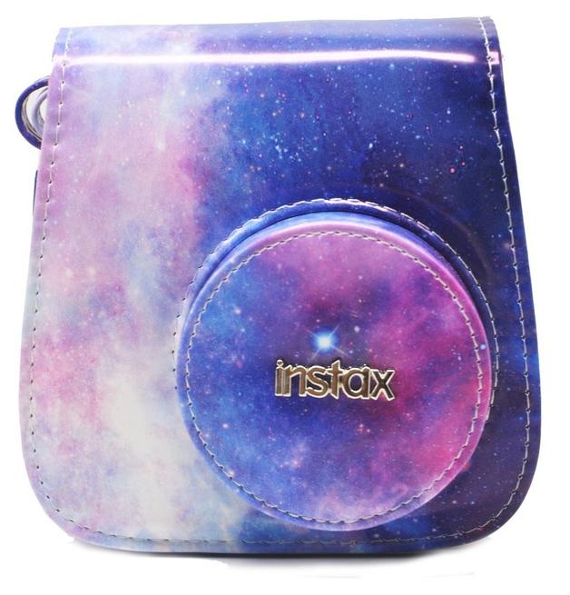 Instax Mini 9 Camera Case Blue/Pink