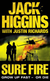 Sure Fire by Jack Higgins image