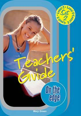 On the edge: Level C Set 2 - Teacher Book by Mary Green image