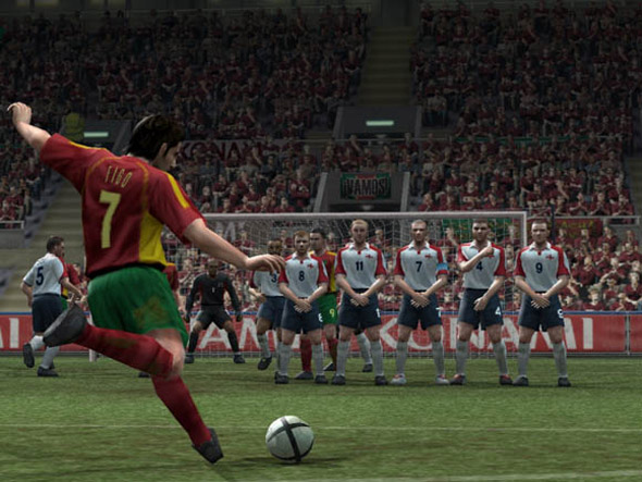Pro Evolution Soccer 4 for PC Games image