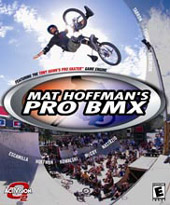Mat Hoffmans Pro BMX for PC Games