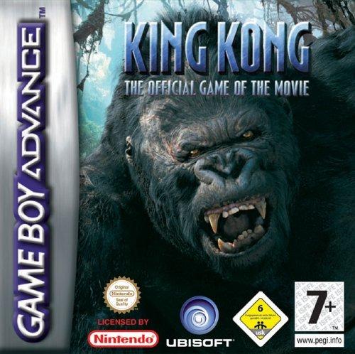 Peter Jackson's King Kong for Game Boy Advance