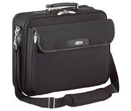 "Targus NotePac - Black * now fits up to 15.4"" notebooks! *"